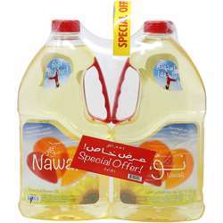 Nawar Sunflower Oil {3x(2x1.5ltr)}