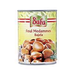 Safa Canned Foul Medames (Easy Open) (24x400g)