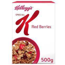 Kellogg''s Special K Red Berries Cereal (16x500g)