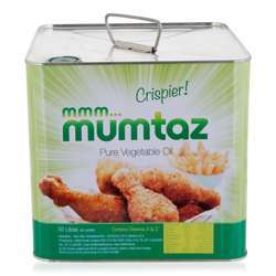 Mumtaz Vegetable Oil Jerry Can (10ltr)