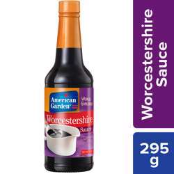 American Garden Worcestershire Sauce (12x10oz) preview