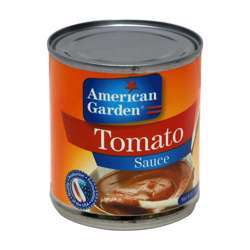 American Garden Tomato Sauce/Canned (24x8oz)