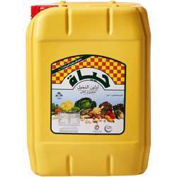 Hayat Vegetable Oil Jerry Can (1x20ltr)