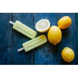 Igloo Lemon Plain Water Ice Lolly (45x40ml)