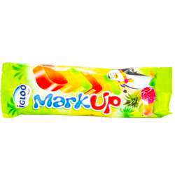 Igloo Mark Up Water Ice Lolly (8x18x80ml)