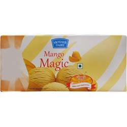 London Dairy Milk Based Mango Magic Ice Cream (3x4.75ltr)