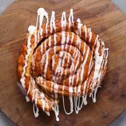 Pristine Frozen Pastry Cinnamon Swirls proofed with Butter Fg (200x30g)