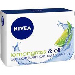 Nivea Soap Lemon & Oil 100G
