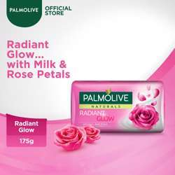 Palmolive Milk & Rose Soap 175gm (1x48Pcs)