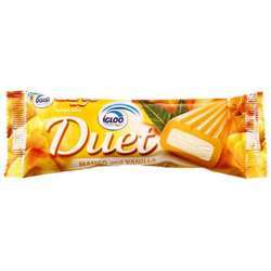 Igloo Milk Based Mango Duet Ice Cream (4x12x65ml)