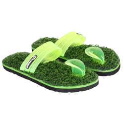 Grass Green Slipper