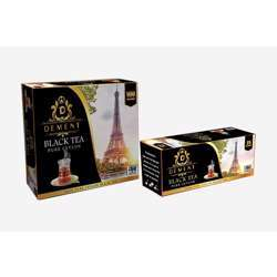 Dement Black Tea 2g (100 Tea Bags x 24 Packs)