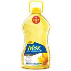 Noor Sunflower Oil - 5Ltr