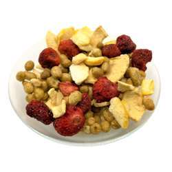 Tradex Mixed Fruit Chips 24gm (Pack of 4)