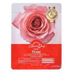 Grace Day Traditional Oriental Mask Sheet Rose   22g