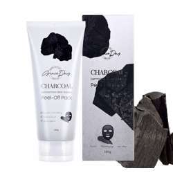 Grace Day Charcoal Derma Pore Clear  Solution Peel Off Pack 180ml