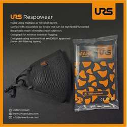 URS Washable Face Mask For Adults