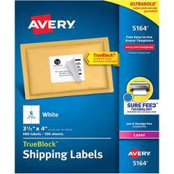 Avery Easy Peel Address Labels Sure Feed Technology