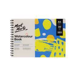 Mont Marte Discovery Water Colour Book A4