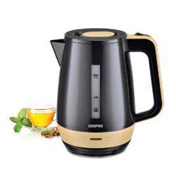 Geepas GK6122 Cordless Electric Kettle, 1.7L