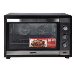 Geepas GO4459 Electric Oven With Timer, 60L