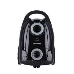 Geepas GVC19023 2600W Vacuum Cleaner - Powerful Motor, 3L Capacity Cloth Bag & Metal Tube | Speed Control With Low Noise | Ideal Home, Hotel, Shop, Garage & More | 2-Years Warranty