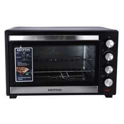 Krypton KNO6097 2000W Electric Oven, 4 Power Levels And 60 Minute Timer, 48 Liter Capacity, Auto Shut-Off Function | 2 Years Warranty
