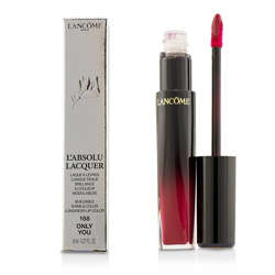 Lancome L''''Absolu Lacquer Buildable Shine & Color Longwear Lip Color - # 188 Only You 8Ml