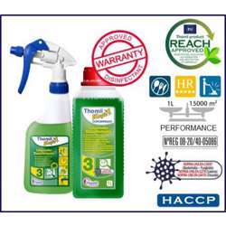 Thomil Magic No.3 Disinfectant Cleaner (4x1L)