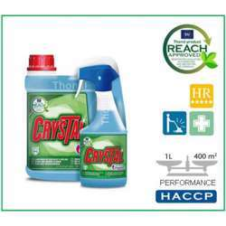 Thomil Crystal Glass And Mirror Cleaner (1x4L)
