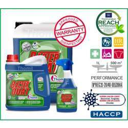 Thomil Bacter Quat Ph Neutral Bactericide Cleaner (12x750ml)