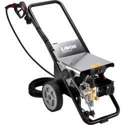 Lavor Hyper C 2021 Cold Water Highpressure Cleaner Professional 200Bar With 21L/Min Flow Rate, 3Phase And Metal Body