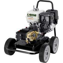 Lavor Thermic 13H Cold Water Honda Engine(Gx-390) Diver High Pressure Cleaner 250Bar With 17L Flow Rate.