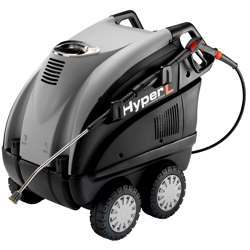 Lavor Hyper L 2021 Hot Water High Pressure Cleaner Professional 200Bar With 21Liter Flow Rate. 3Phase