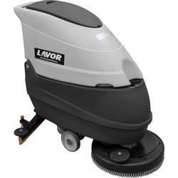 Lavor FREE 50B Walk Behind Scrubber Dryer 500Mm(Battery Operated)