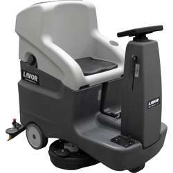 Lavor COMFORT Compact Ride On Scrubber Dryer