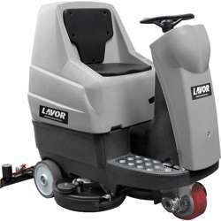 Lavor COMFORT Medium Size Ride On Scrubber Recovery Tank.