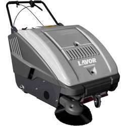 Lavor SWL900ET Battery Operated Walk Behind Sweeper 880Mm