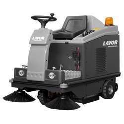 Lavor SWL R 1000 ET Battery Operated Ride On Sweeper 920Mm