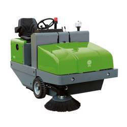 IPC 161 D Diesel Operated Ride On Sweeper