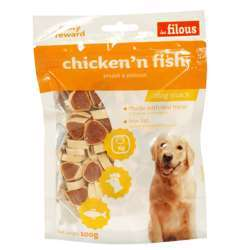 Les Filous Chicken and Fish 100g (1x6)
