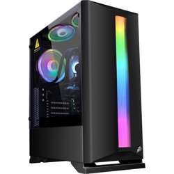1st Player R6 Tempered Glass Atx Gaming Case