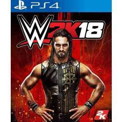 2K Games Wwe 2K18 By 2K Sport For Playstation 4