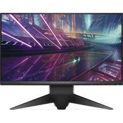 Alienware Aw2518H 25 Inch Led Gaming Monitor - 240Hz Refresh Rate, 1-Ms Response Time, 1920 X 1080, Aspect Ratio: 16:9, Tn
