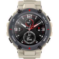 Amazfit T-Rex Smart Watch 1.3-Inch Amoled Color Screen Display With 14 Sports Mode, Khaki