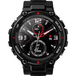 Amazfit T-Rex Smart Watch 1.3-Inch Amoled Color Screen Display With 14 Sports Model, Rock Black
