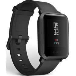 Amazfit Huami Bip Touch Screen Smartwatch - Black
