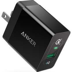 Anker Powerport+1 Quick Charge