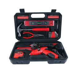 Geepas Toolz GT7669 Combination Tool Kit, 38 Pieces