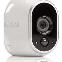 Arlo Smart Home Add-On Hd Security Camera, 100% Wire-Free, Indoor/Outdoor With Night Vision By Netgear (Base Station Required)